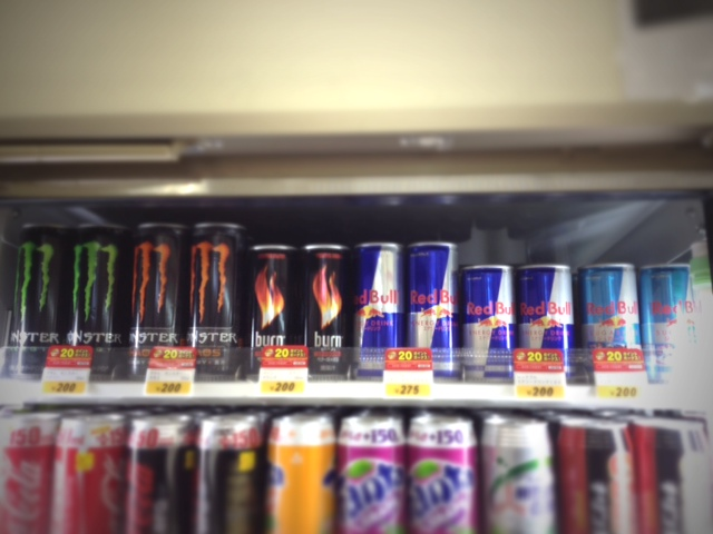 Energy Drink。